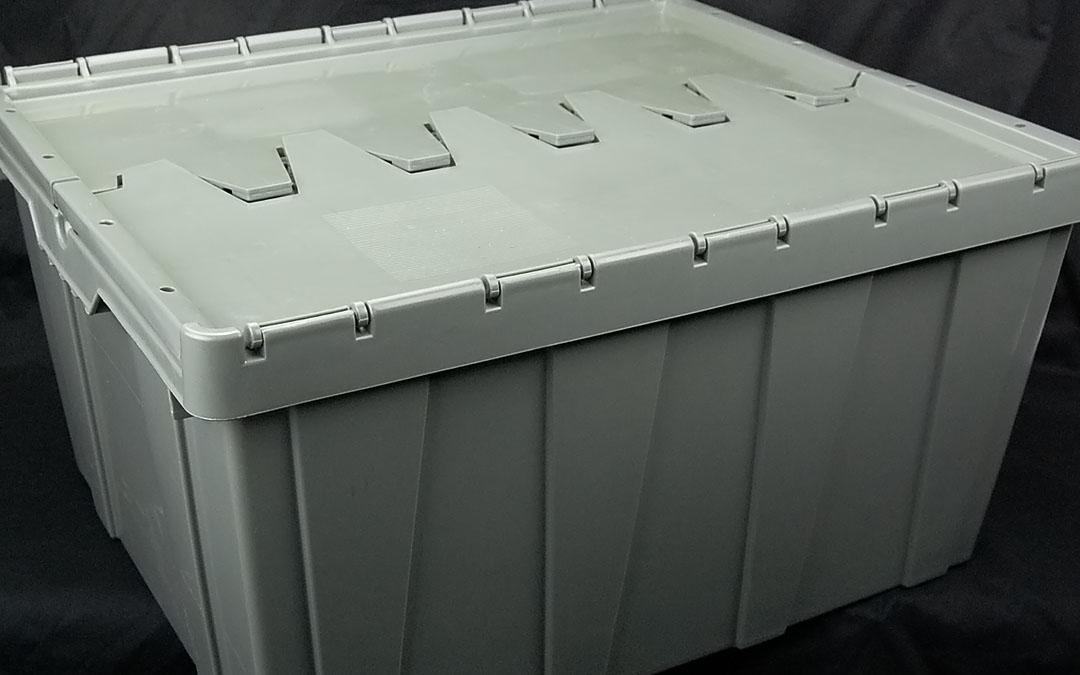 Plastic Bins: 4 Solid Storage Solutions