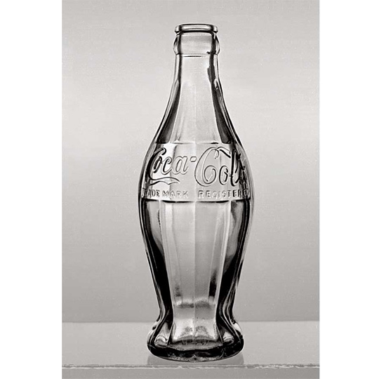 coca-cola iconic packaging