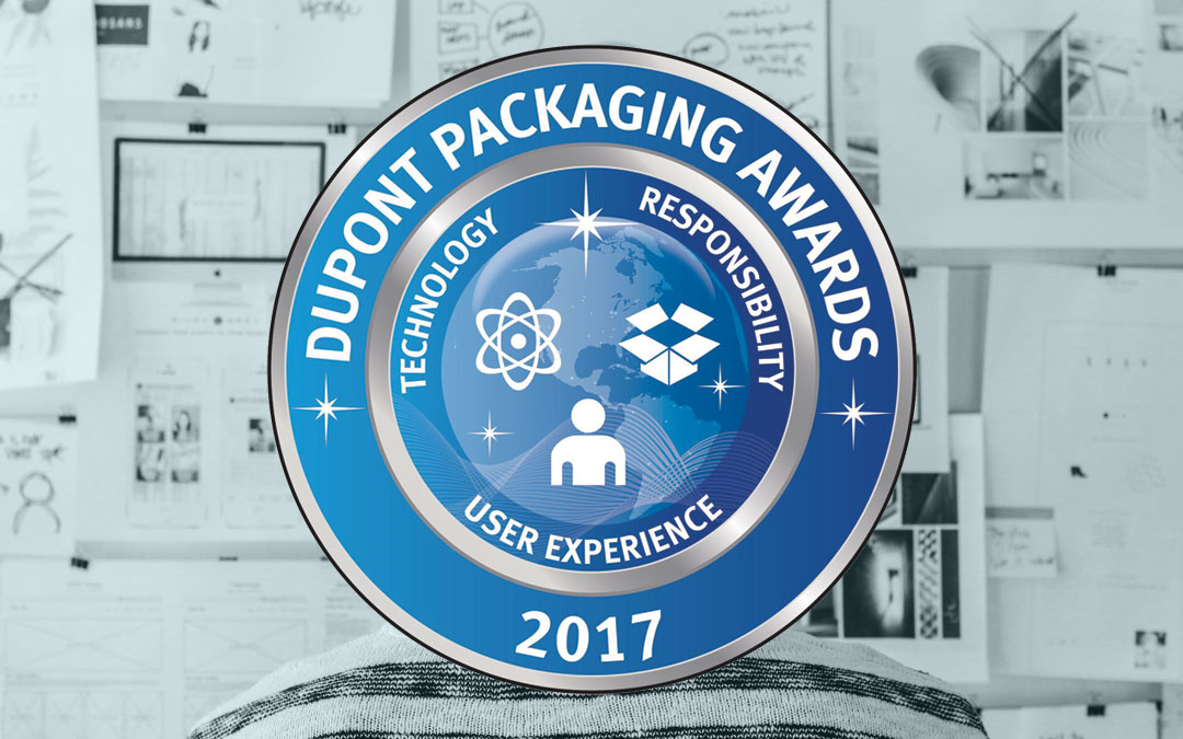 Winners of the 2017 DuPont Awards for Packaging Innovation
