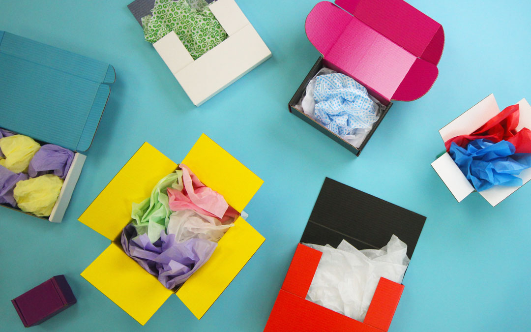 6 Smart Choices for More Colorful Packaging
