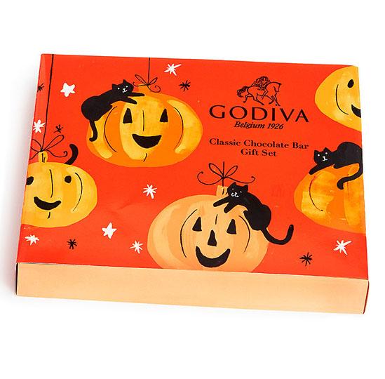 Halloween Candy Packaging: Godiva