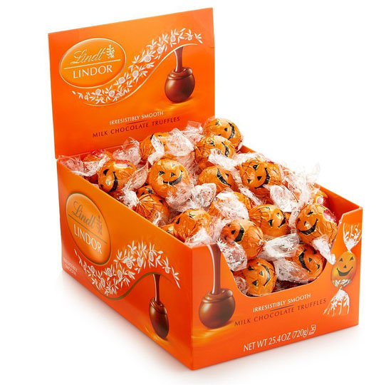 Halloween Candy Packaging: Lindt