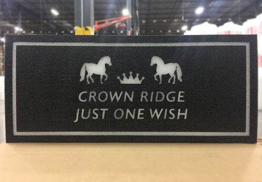 Crown Ridge Farms: Just One Wish Warehouse