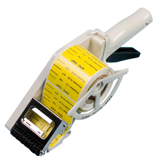 Hand-Held Label Dispensers