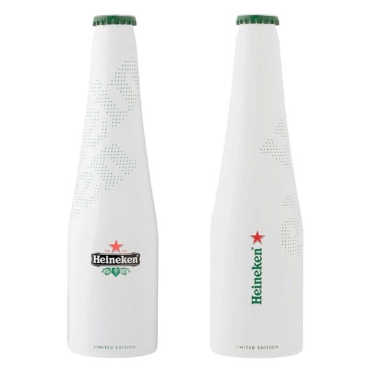 Beer Bottle Packaging: Heineken