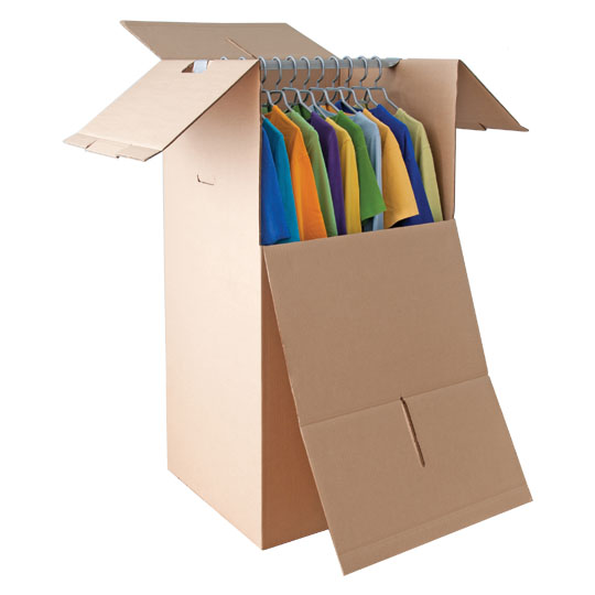 Moving Must-Haves: Moving Boxes