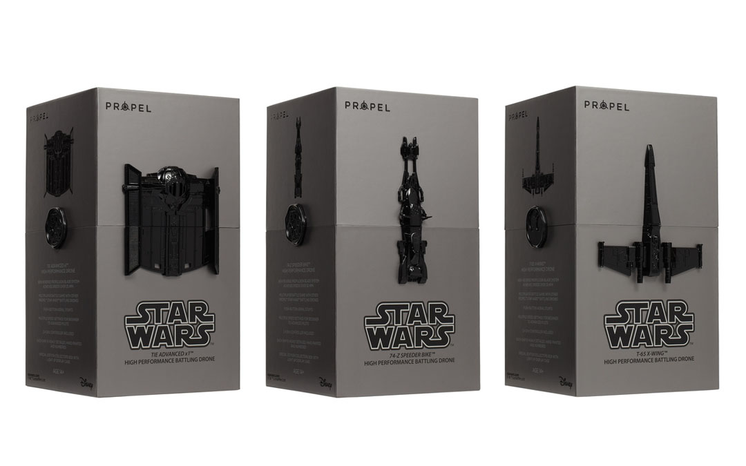 5 Force-Filled Examples of Star Wars Packaging