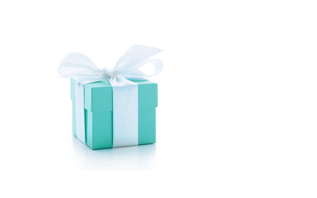 Iconic Packaging: Tiffany Blue Box