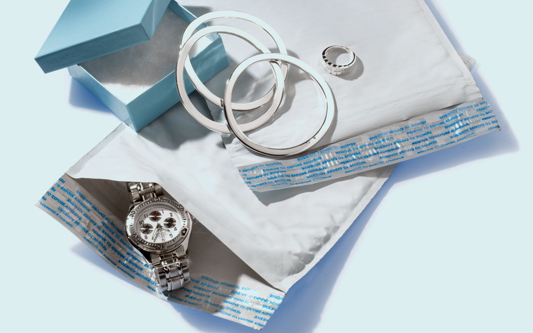 The 5 Supplies You'll Need for Shipping Jewelry