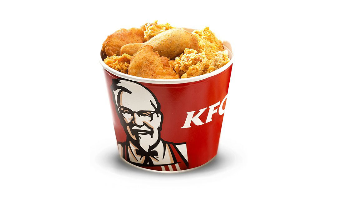 Kfc Bucket Funny: Iconic Packaging: KFC Bucket