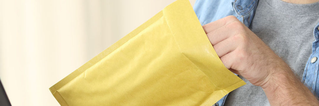 Buying Packaging Supplies: Bubble Mailers