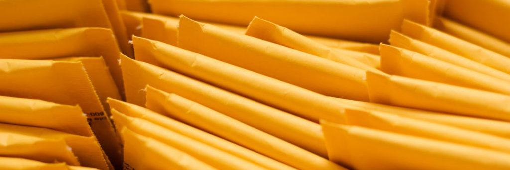 Buying Packaging Supplies: Mailer Envelopes