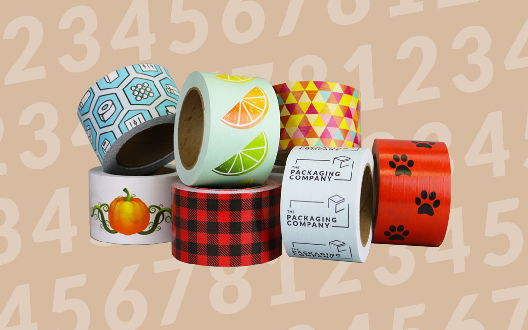 8 Steps to Good-Looking Custom Packing Tape