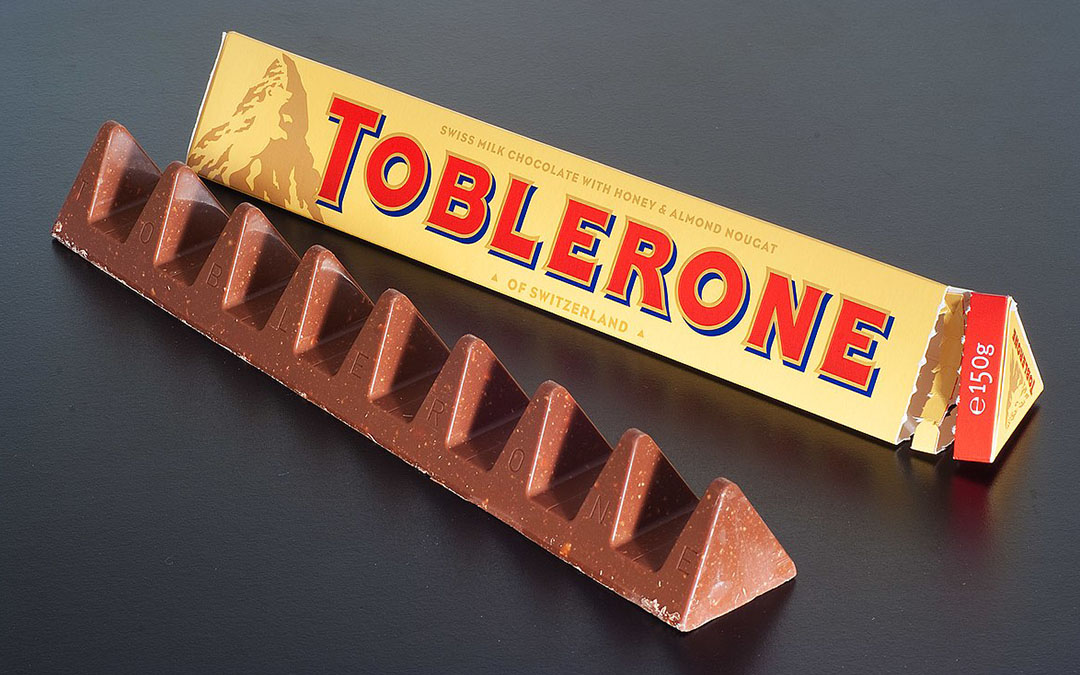 Iconic Packaging: Toblerone