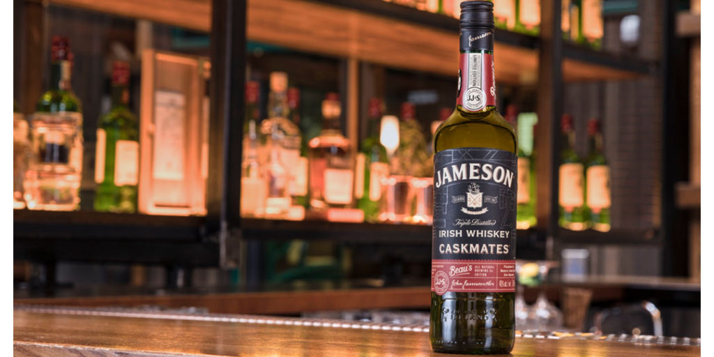 Jameson Whiskey: Caskmates