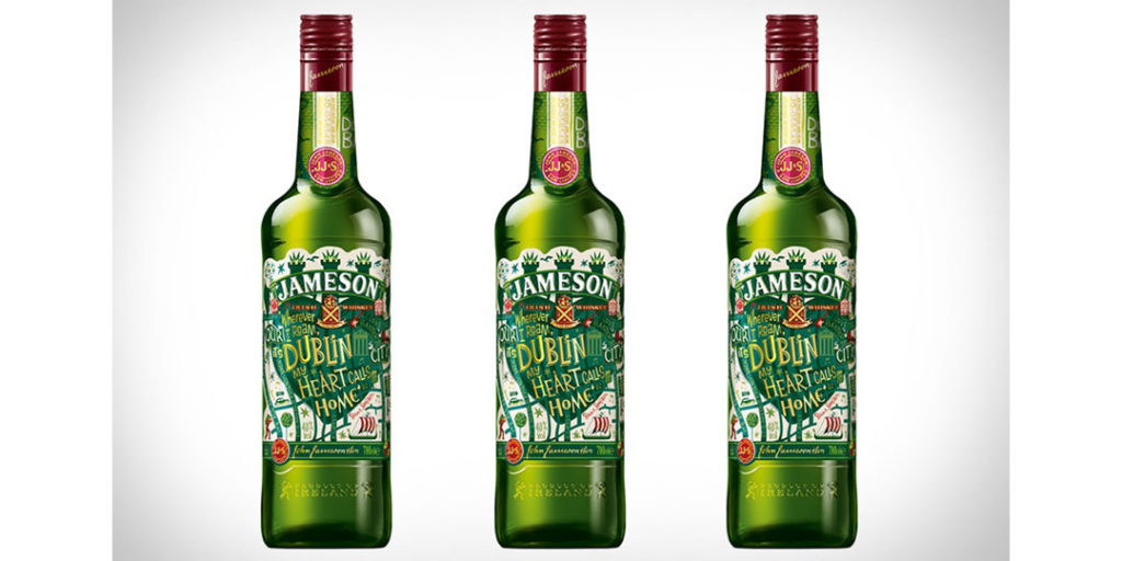 Jameson Whiskey: St. Patrick's Day