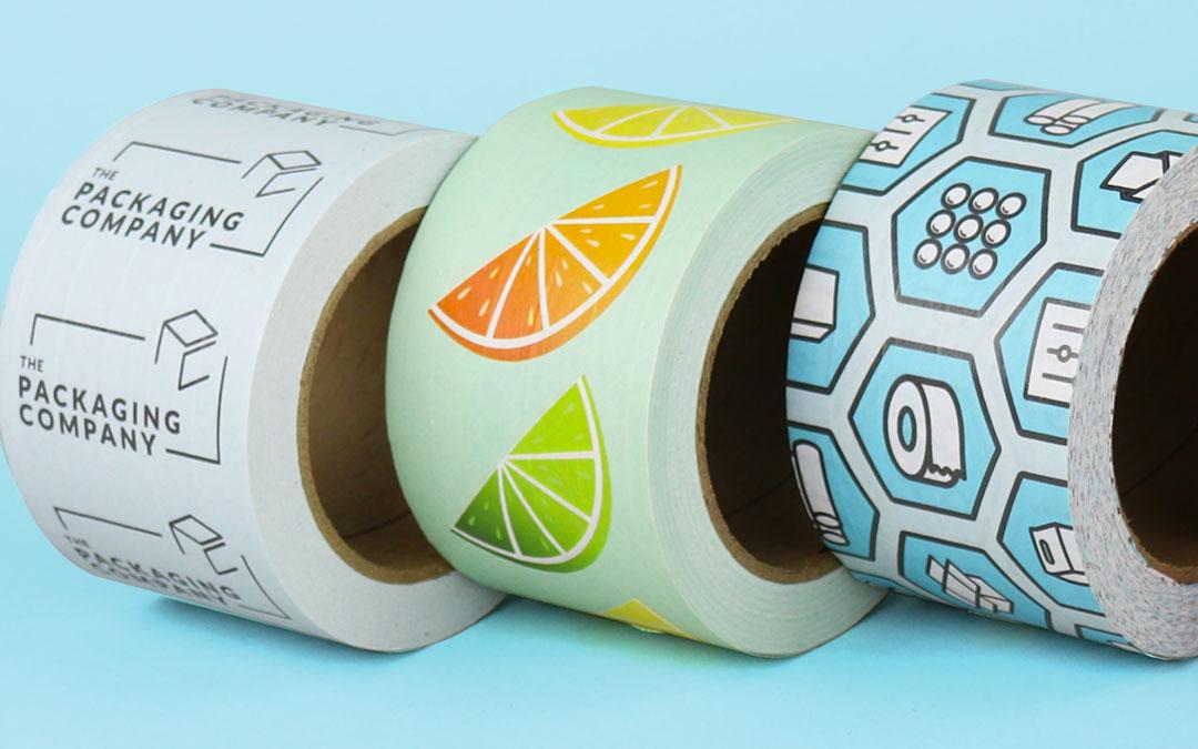 Custom Packing Tape vs Regular Packing Tape