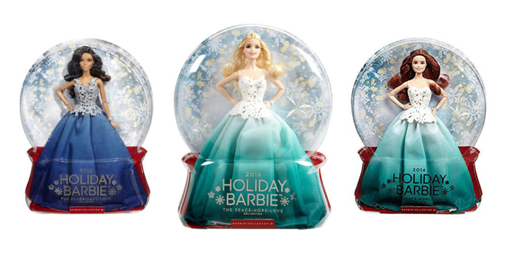 Iconic Packaging: Barbie - Holiday Barbie