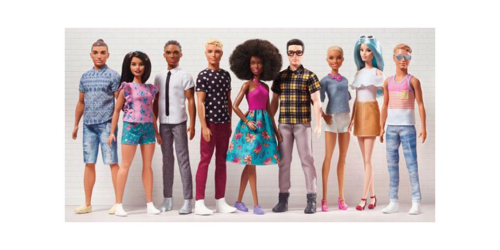 Iconic Packaging: Barbie - Barbies & Kens