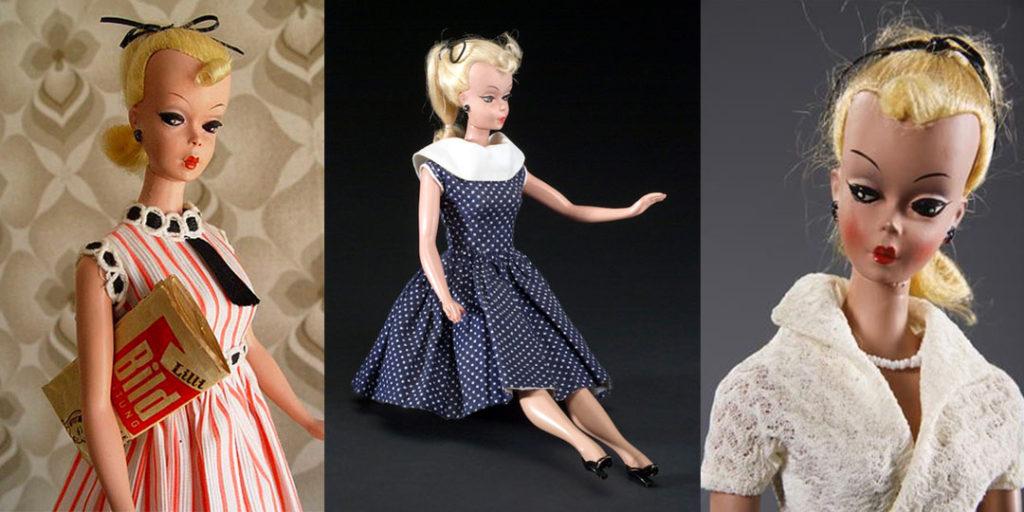Iconic Packaging: Barbie - Bid Lilli