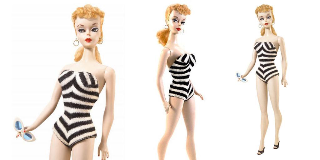 Iconic Packaging: Barbie - Originating Barbie