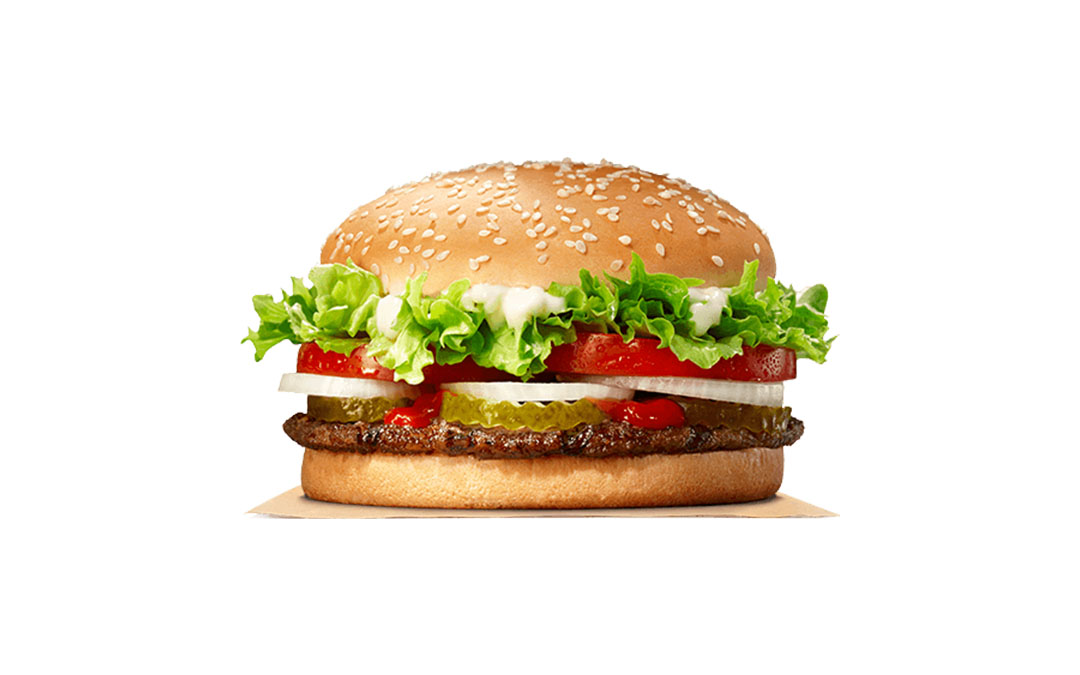 Iconic Packaging: Burger King Whopper