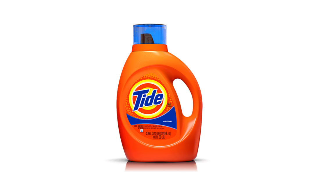 Iconic Packaging: Tide Detergent