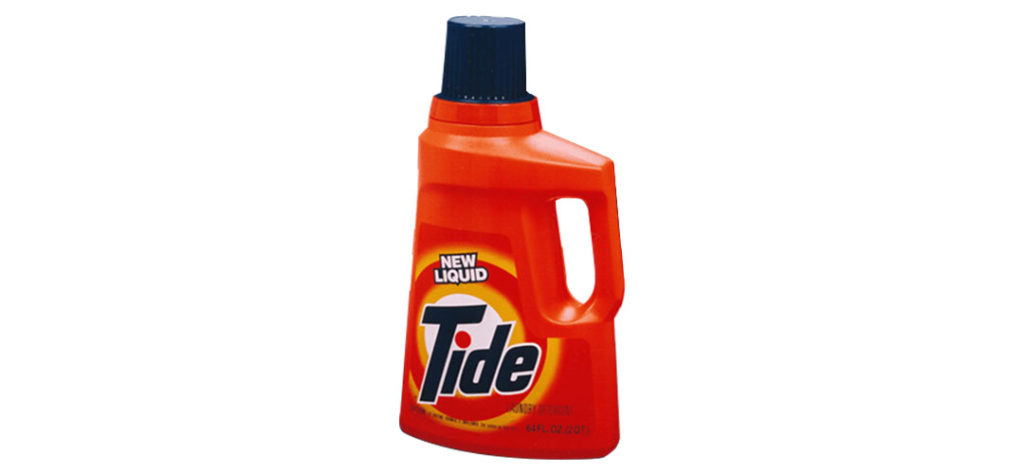 Tide Detergent: Liquid Tide