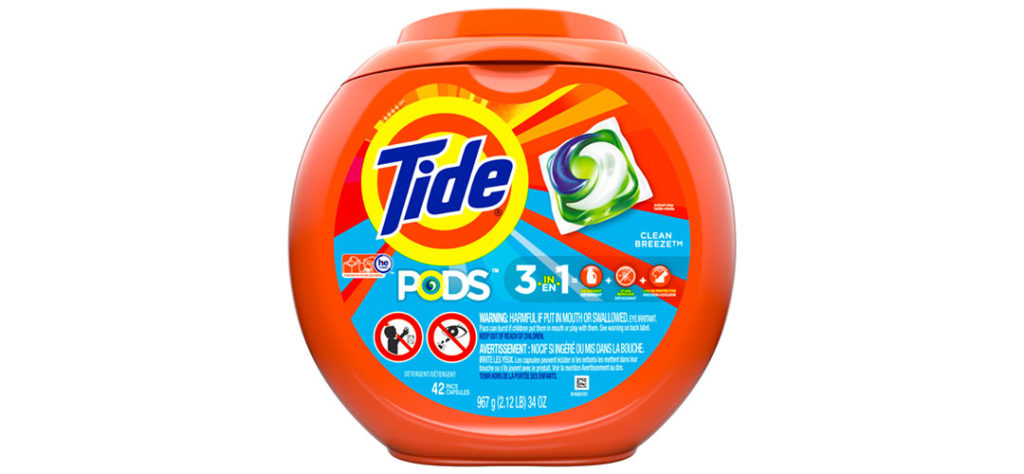 Tide Detergent: Tide Pods
