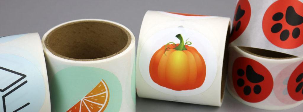 Eco-Friendly Packaging: Custom Label Rolls