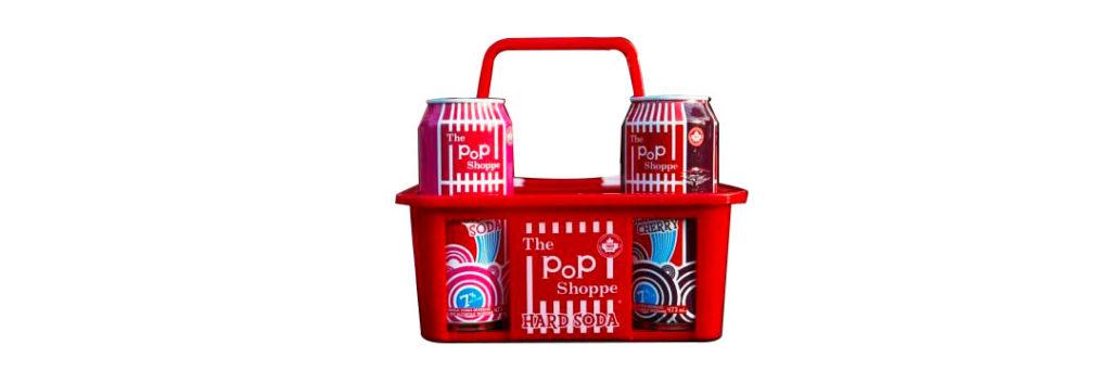 The Pop Shoppe: Hard Soda Crate