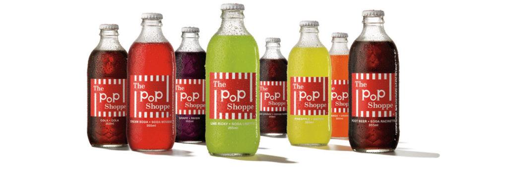 The Pop Shoppe: The New Stubby Bottle