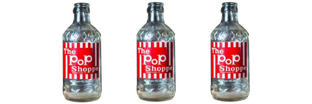 The Pop Shoppe: The Original Stubby Bottle