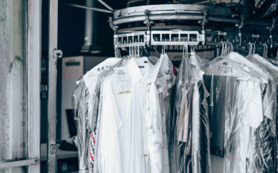 5 Essential Supplies for Dry Cleaning Services
