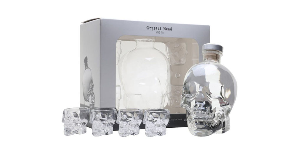 Crystal Head Vodka: Gift Set #1