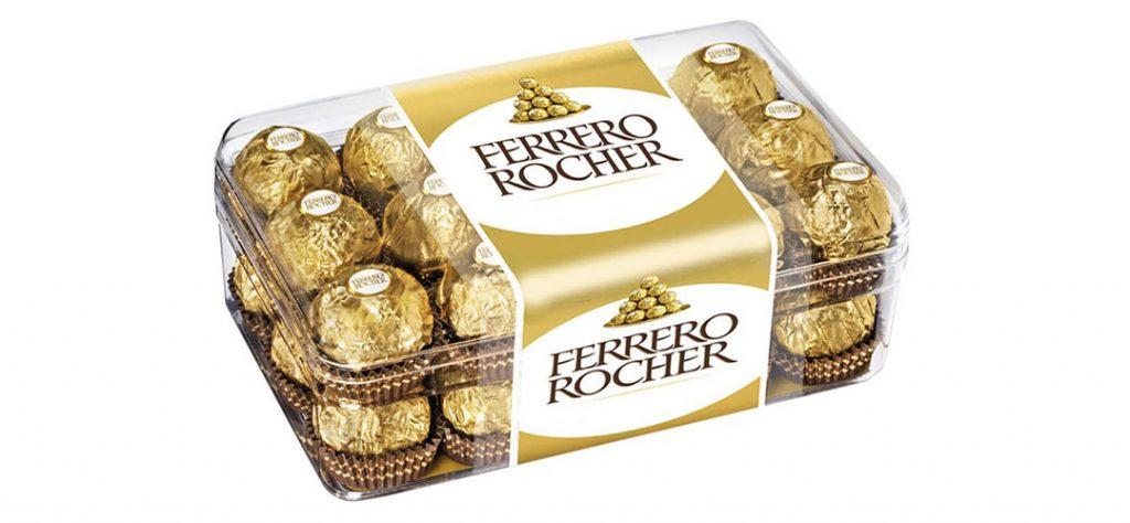 Ferrero Rocher: Original