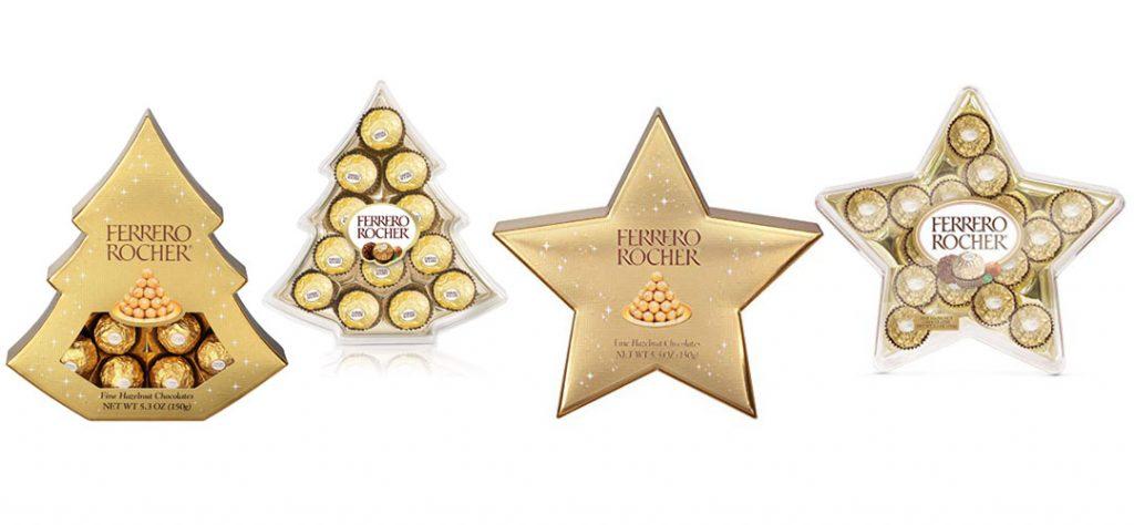Ferrero Rocher: Tree & Star