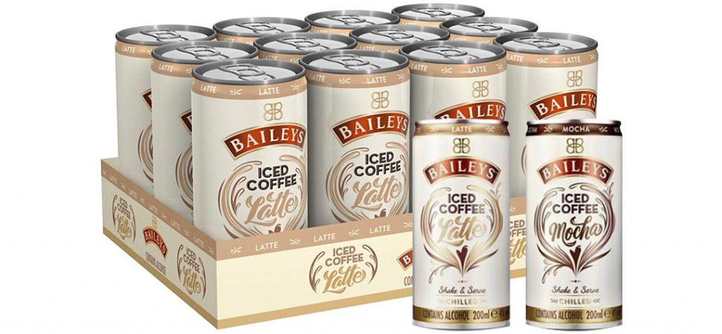 Baileys: Iced Coffee Cans