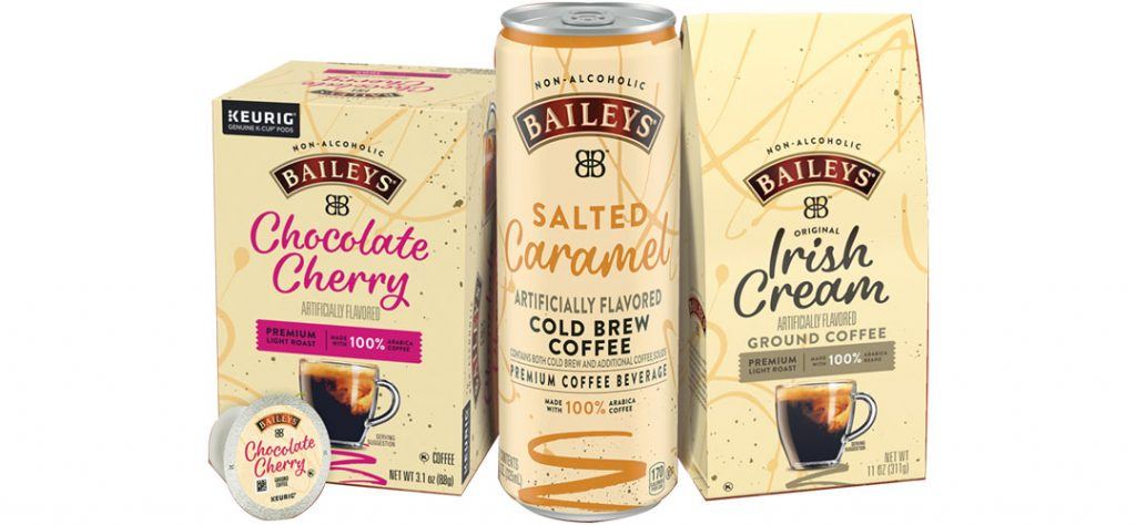 Baileys: Non-Alcoholic Coffee