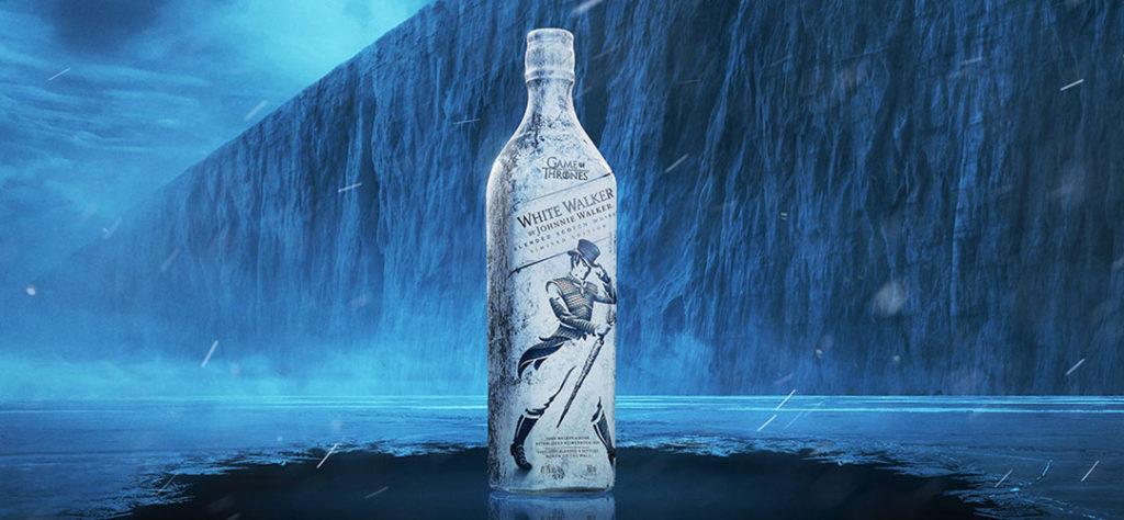 Iconic Packaging: Johnnie Walker - White Walker