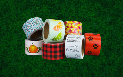 Is Custom Packing Tape A Sustainable Packaging Option?