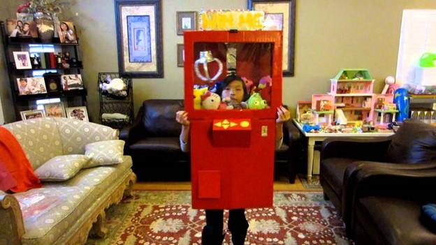 Claw Machine Costume