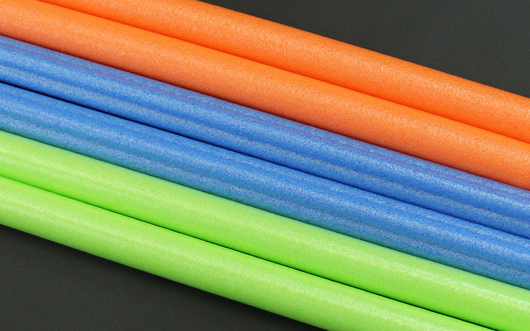 8 Seriously Creative Pool Noodle Uses