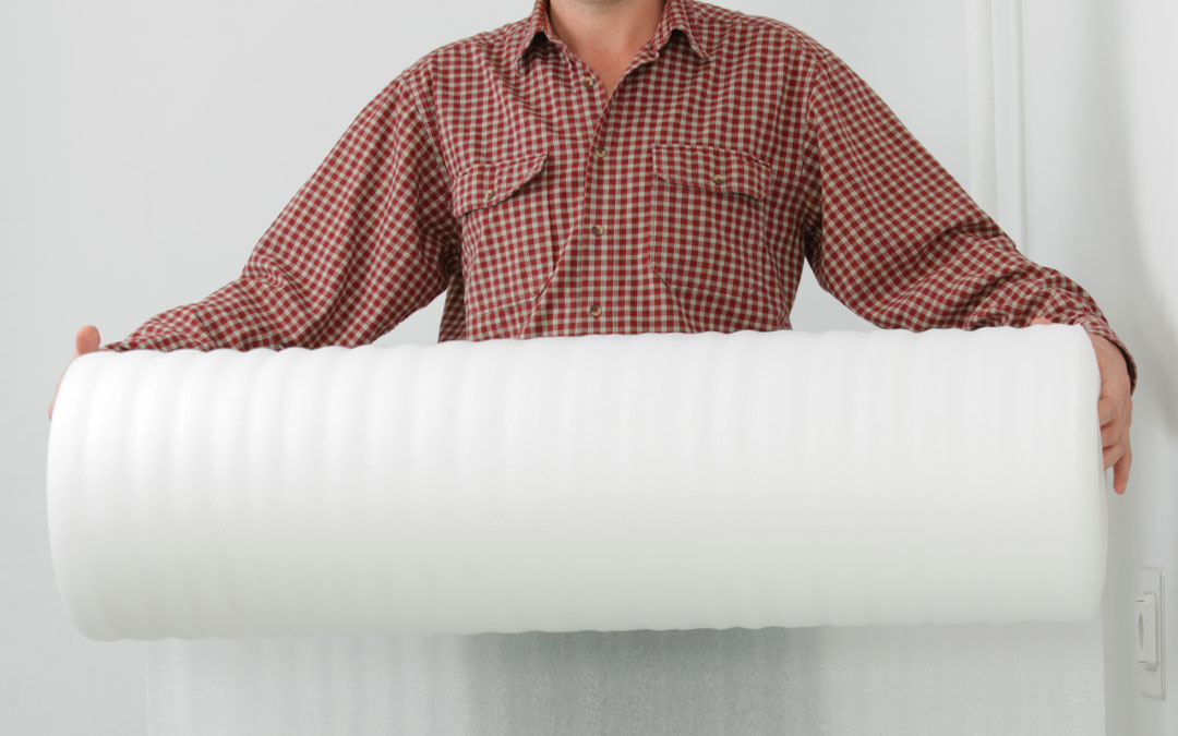 Foam Rolls: Foam with Benefits