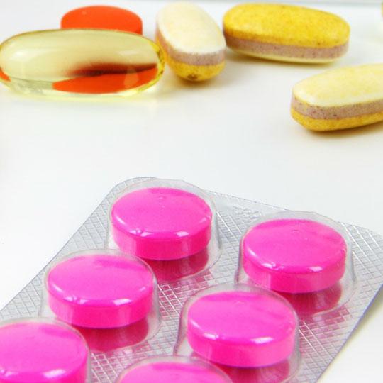 First Aid Kits: Medications