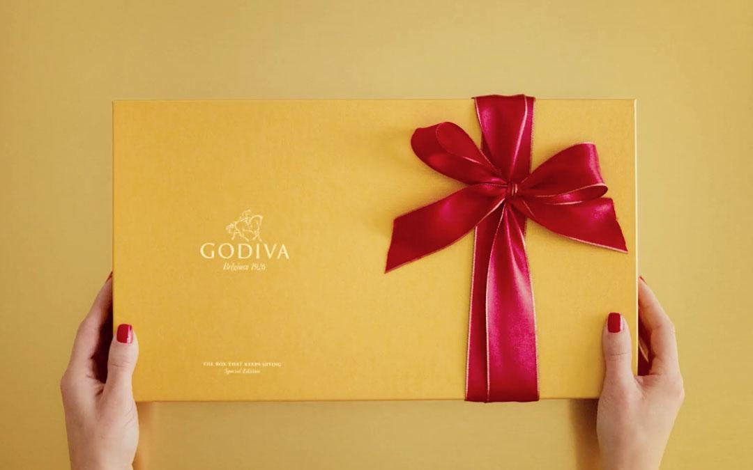 Iconic Packaging: Godiva Chocolatier