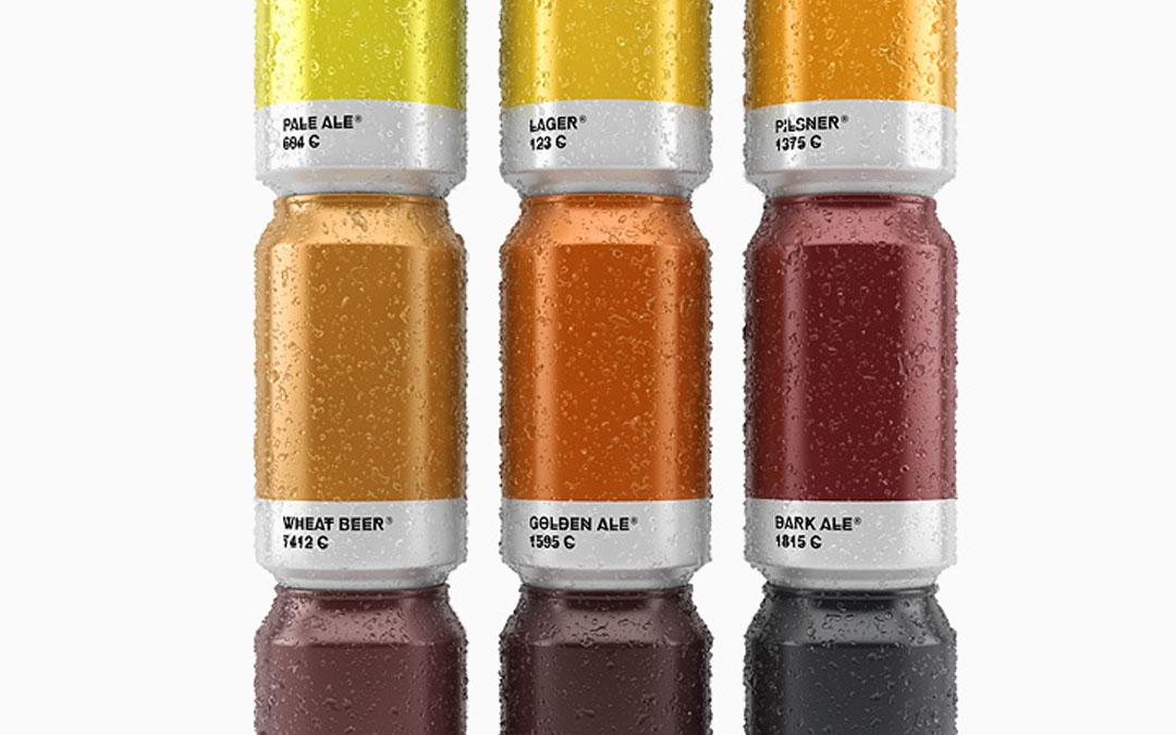 5 Good-Looking Examples of Beer Bottle Packaging