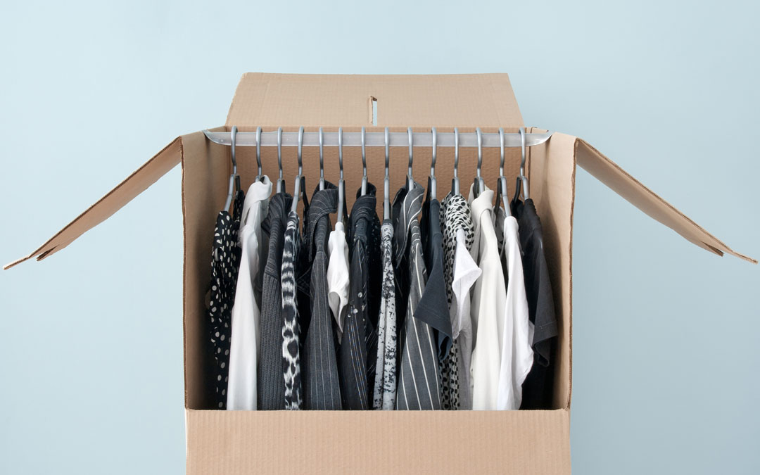 6 Spring Cleaning Tactics Using Packaging Supplies