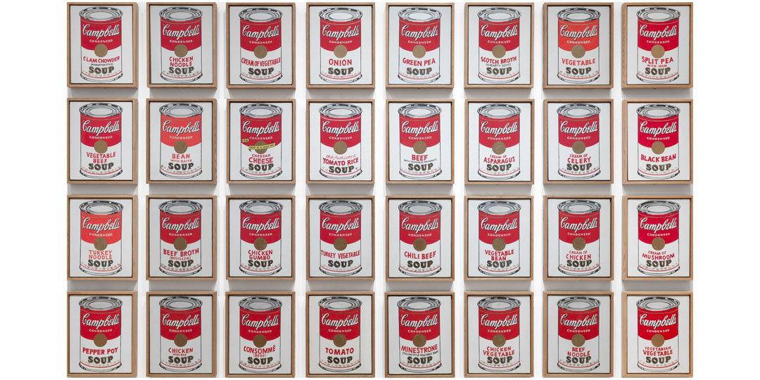 Iconic Packaging: Soup Art