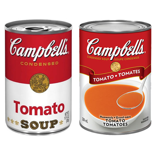 Iconic Packaging: Cans